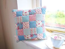 Patchwork Quilting Kit Cushion Craft Fun & Easy First Complete Quilting Project