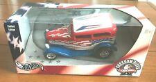 Hot Wheels Freedom Rides 1/24 32 Ford Sedan