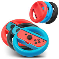 2Pack Racing Steering Wheel for Nintendo Switch Joy-Con Controller Joy-Con Case