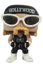 "Funko-Pop! Rare WWE 2K15 Hulkamania HULK HOLLYWOOD HOGAN Vinyl Figure 4"" WCW NWO"