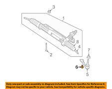 BMW OEM 07-16 328i Steering Gear-Outer Tie Rod Bolt 32106765080