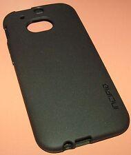 Incipio NGP Flexible Impact Resistant case for HTC One M8, Matte Black Finish
