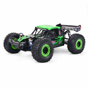 Racing 4WD 1/10 Desert Truck Brushless RC Car 80km/h High Speed Off Road Vehicle