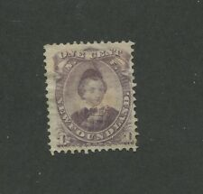 1894 Newfoundland Edward Prince of Whales 1 Cents Postage Stamp #32