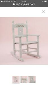 My First Years Childs Rocking Chair