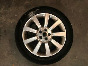 Range Rover L322 VOGUE Spare Wheel Alloy Wheel And Tyre 2004-2015 255/50R20
