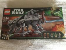 LEGO Star Wars 75019: AT-TE - set is complete with box, manuels and mini figures