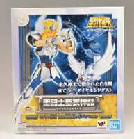 Bandai Spilits Saint Cloth Myth Cygnas Hyoga Seiya Revival Early Bronze Figure