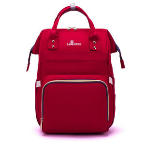 Maternity Mommy Diaper Bag Baby Nappy Bags Storage Backpack Travel Pack Bookbag