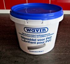 Wavin Lubricant Gel for Pipe Joints - 800g Tub KIWA Approved Drinking Water Pipe