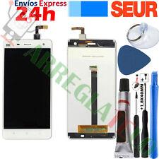 PANTALLA PARA Xiaomi Mi4 Mi 4 / Mi4W BLANCA TACTIL LCD Adhesivo DISPLAY White