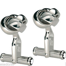 MONTBLANC JEWELLERY CONTEMPORARY KNOT  CUFF LINKS id.110177