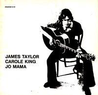 JAMES TAYLOR / CAROLE KING 1971 TOUR CONCERT PROGRAM BOOK / BOOKLET / VG 2 NMT