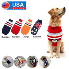 Warm And Beautiful Dog Sweaters XXS-XXXL 4 Color Pets Outfits Winter Dog Clothes