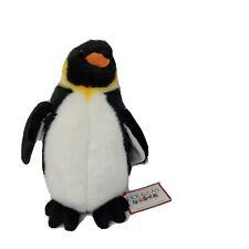 "Waddles The Penguin 10"" Stuffed Plush Animal by Douglas Cuddle Toys #261 NWT!"