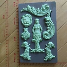 Decor Mould Fondant Silicone Mold for Clay Polymer Resin Decoration Mould #3