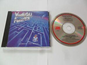 Wrathchild America – Climbin' The Walls (CD 1989) Heavy Metal / USA Pressing