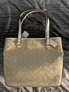 Authentic Coach Purse New With Tags