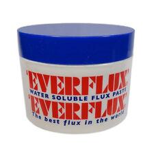 Everflux flusso 80 ML (piccolo vasca da bagno) | solubile in acqua Idraulici saldatura FLUX pasta