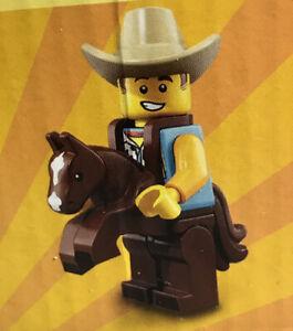 Lego Minifigures - Series 18 - No. 15 Cowboy Costume Guy