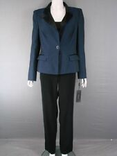 Women's No Pattern Polyester Trouser Suits & Tailoring