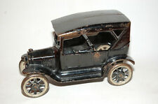 1920'S ARCADE 8 FORD MODEL T TOURING CAST IRON CAR