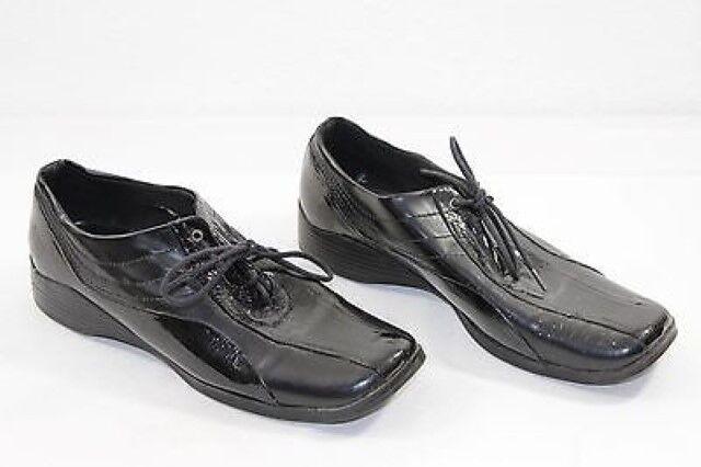 TS0089 Gino Ventori Halb zapatos Schwarz  Gr. EU 41 Schwarz zapatos Herren/ Damen  zapatos adcfd9