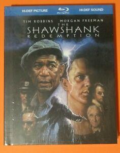 *New + Sealed* The Shawshank Redemption Blu-ray digibook.