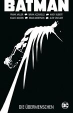 BATMAN: DARK KNIGHT III: DIE ÜBERMENSCHEN  HARDCOVER   Panini Comics