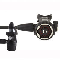 Hollis DC7 150LX Scuba Regulator - Yoke