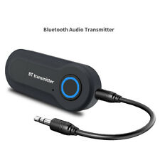 Bluetooth 4.2 USB Stereo Audio Transmitter 3.5mm Music Video Adapter for TV DVD