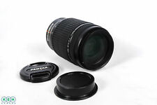 Pentax K Mount 55-300mm F/4-5.8 SMC DAL ED AF Lens For APS-C Sensor DSLRS {58}