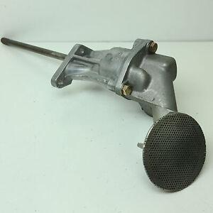 Pumpe Öl Alfa Romeo Rz - Sz - 75 Für 60522004