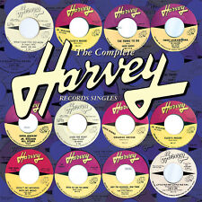 Various Artists – The Complete Harvey Records Singles CD