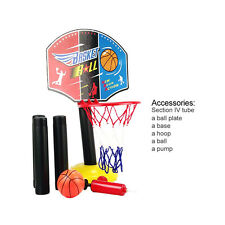 Junior hoops Basketball Set Sports Game Training Gift Toys For Kids Children