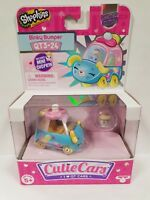 Shopkins Cutie Cars BINKY BUMPER Limited Edition QT3-24 Moose New in Box