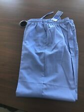 Medical Light Blue Scrubs Pants Womens Size XS Medical Nursing