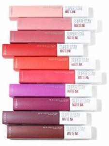 Maybelline Super Stay Matte Ink Lip Color, You Choose
