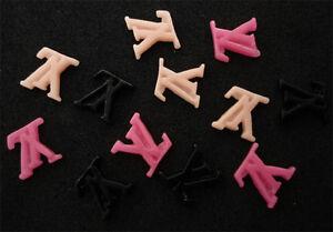 12pcs Resin Alphabet Letter Flatback Cabochons Decoden Logo Scrapbooking F946