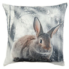 Clayre & Eef Pillow Decorative Filling Deer Vintage Shabby Country 40cm