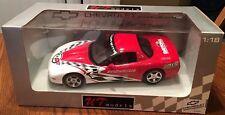 1999 Chevrolet Corvette Pace Car by UT Models Red Rolex 24 AT Daytona (JVE:48)