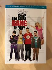 THE BIG BANG THEORY (2. Staffel – Season 2) 4-DVD Box