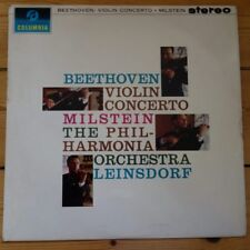 SAX 2508 Beethoven Violin Concerto / Nathan Milstein B/S