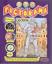 Deitch's Pictorama by Kim, Seth & Simon Deitch 2008 TPB Fantagraphics OOP
