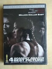 Million Dollar Baby (Dvd, 2005, 2-Disc Set, Full-Screen Edition) New