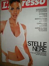 L'Espresso.Halle Berry,Renzo Piano,Oliver Sacks,Bryan Ferry,Edmind White,hhh