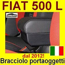 FIAT 500 L 2012 -05/2017 XXL bracciolo con portaoggetti vedi nostri tappeti