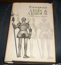 EUROPEAN ARMS & ARMOUR - CHARLES HENRY ASHDOWN 1967