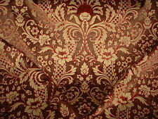 10+y COWTAN TOUT VOLTERRA BRONZE / MINK RATTI GLITTERED VELVET UPHOLSTERY FABRIC