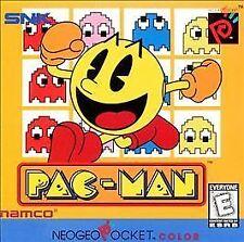 Pac-Man (NeoGeo Pocket Color, 1999)